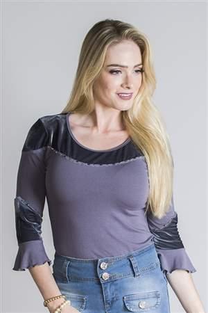 Camisa Gola Careca - REF C3050