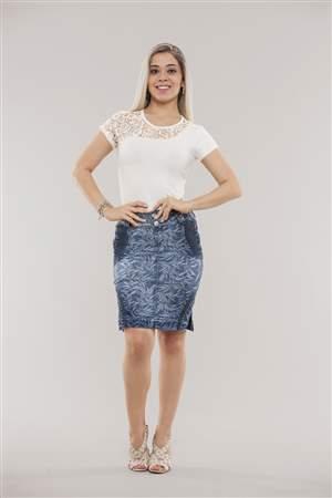 Saia Jeans - REF 11865